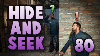 Repeat youtube video I've Got A Plan! Gah! It's So Dark! (Hide & Seek #80)