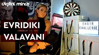 Chair Challenge - Evridiki Valavani | Digital Minds Originals