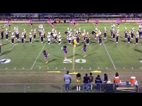 E. E. Smith Magnificent Marching Machine 29 September 2017 VS Westover