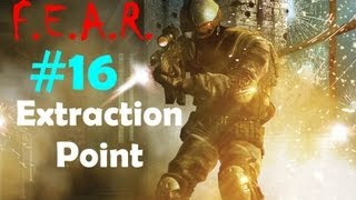 """""""F.E.A.R. Extraction Point"""" walkthrough,Interval 05 - Extraction Point (ch.1 - Malignancy), part 1/3"""