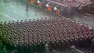 7 ноября 1981г. Москва. Красная площадь. Военный парад.