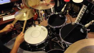 Kid Cudi | By Design feat  Andre 3000 Drum Cover
