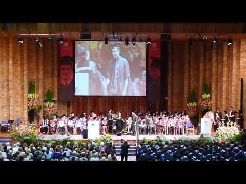 University of Newcastle Graduation 2013