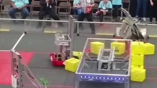 2018 FRC Power Up 5417 Allen Houston Lonestar Central Regional Week 3 Qm-12 qm12 #2018txho .