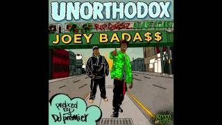 Joey Badass - Unorthodox (CDQ Dirty)
