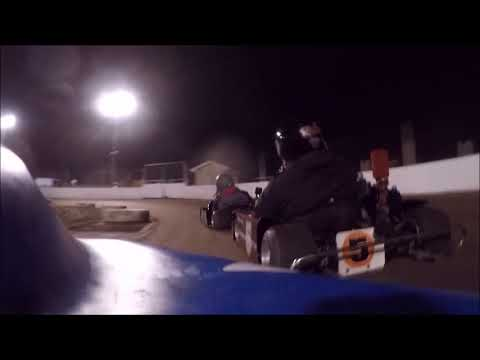 Briggs Stock Heavy Feature Snydersville Raceway (October 13, 2017)