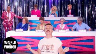 SPOILER ALERT: RuPaul's Drag Race UK Extra Lap Recap: Series 1 Episode 4