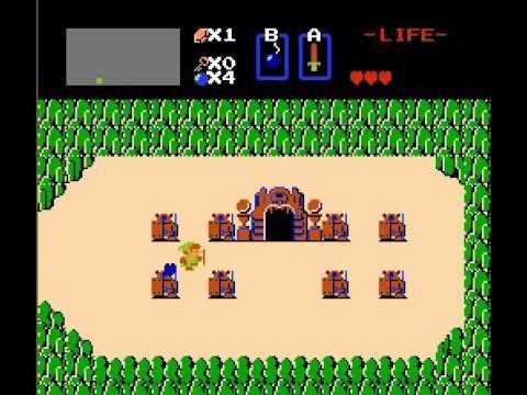 <b>Legend</b> of <b>Zelda</b> NES Save Any File to Set Second Quest <b>Game Genie</b> ...