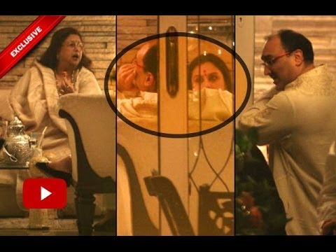 Rani Mukherjee And Aditya Chopra MARRIAGE PICTURES LEAKED