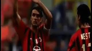 The best defender , Paolo Maldini ,,AC MILAN LEGEND