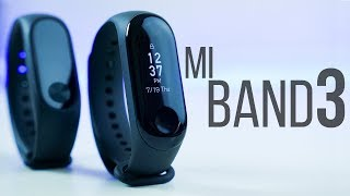Mi Band 3 - The new best budget fitness tracker #MiBand3
