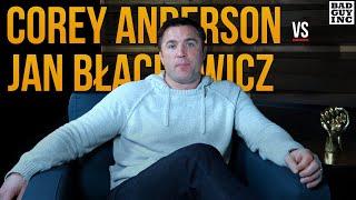 Should Corey Anderson be a 2-1 favorite over Jan Błachowicz?