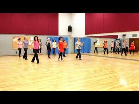 Once Bitten Twice Shy - Line Dance (Dance & Teach In English & 中文)