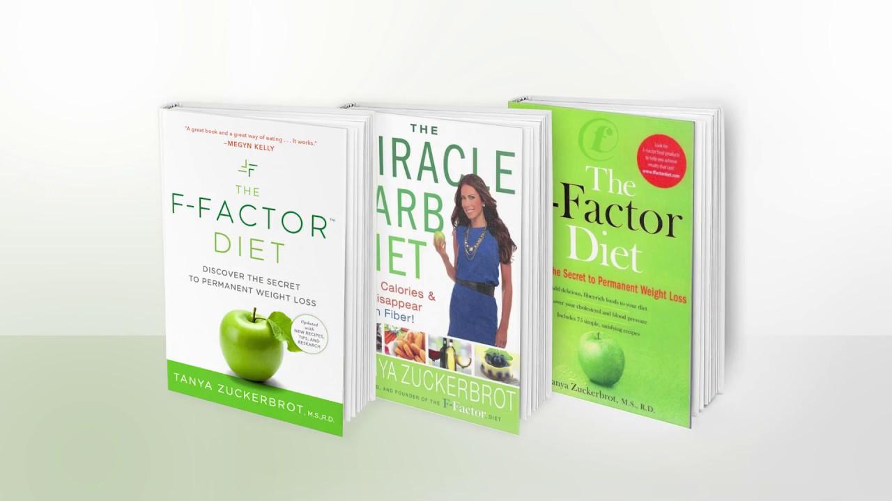 The F Factor Diet High Fiber Diet Plan For Weight Loss