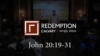 John 20:19-31 - Redemption Calvary