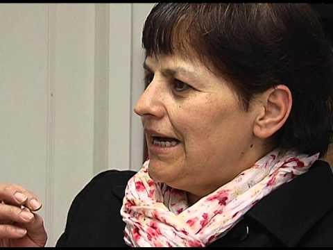 Gloria Polo la mujer que sobrevivió tras ser impactada por un rayo