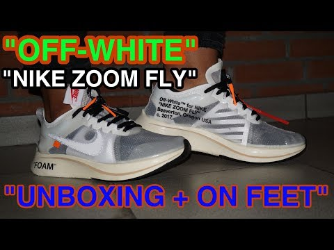 Too Far?!! Fake Nike Off White Zoom Fly scamming resell shops