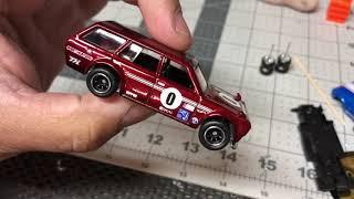 $uperTH Datsun Bluebird 510 Wagon base de metal 😱
