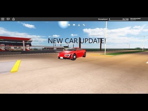Full Download] Update 2 New Cars Roblox Greenville