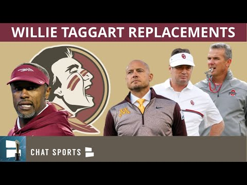 Top 10 Candidates To Replace Willie Taggart As Next Florida State Seminoles Head Coach In 2020