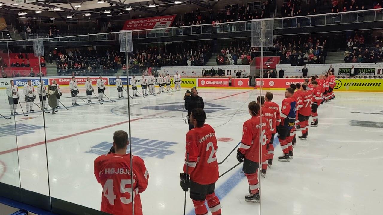 den danske national sang
