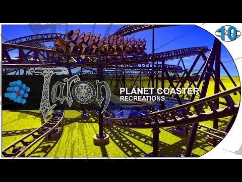 Planet Coaster - Recreations 10 - Taron - Phantasialand - Germany