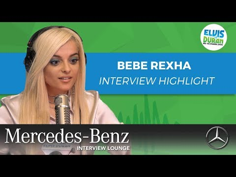 Why Bebe Rexha Threw Up on Vacation | Elvis Duran Interview Highlight