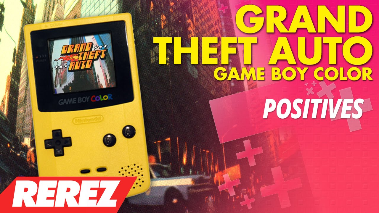 Gta 2 gameboy color - Gta 2 Gameboy Color 16