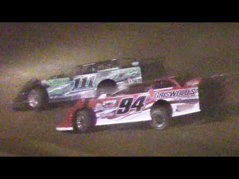 Super Late Model Feature | McKean County Family Raceway | 7-3-18