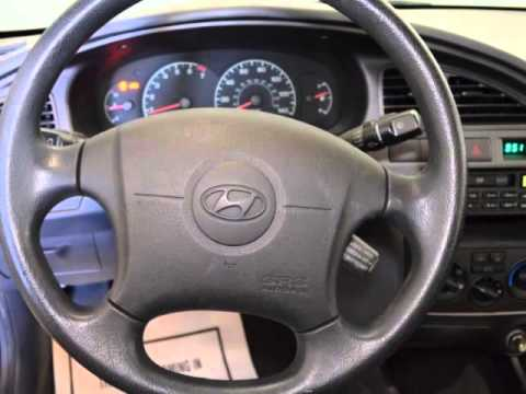 2002 Hyundai Elantra 4dr Sdn GLS Auto POWER WINDOWS