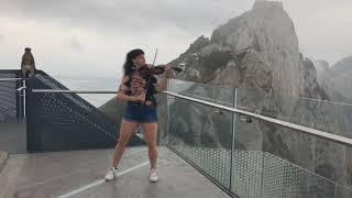 Download Video כרמית הכנרית| Échame La Culpa (Luis Fonsi, Demi Lovato) - Violin Cover Carmit The Violinist MP3 3GP MP4