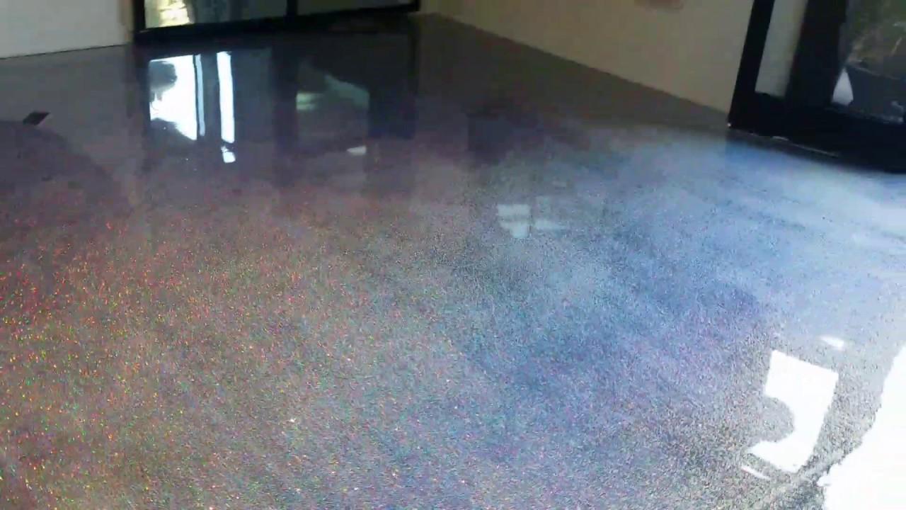 Miley Cyrus Amazing Holographic Floor Youtube
