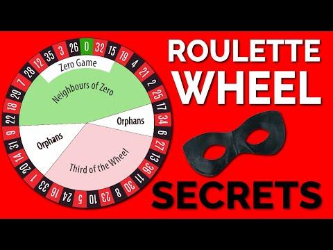 Roulette wheel application