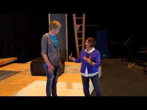 Beate Pettigrew - Acting 1 Class