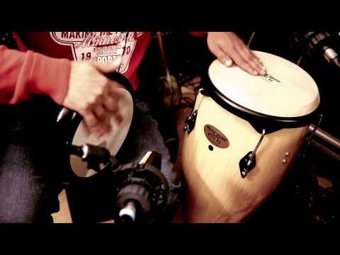Darbuka VS Congas - Mohamed Zaki Percussion Solo