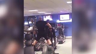 Er hat doch keine Ahnung, was er tut - Fitnesstudio FAIL!