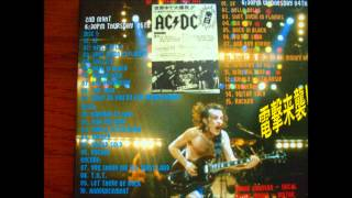 AC/DC/Live In Japan 1981/Tokyo First Night/High Votage~Whole Lotta Rosie