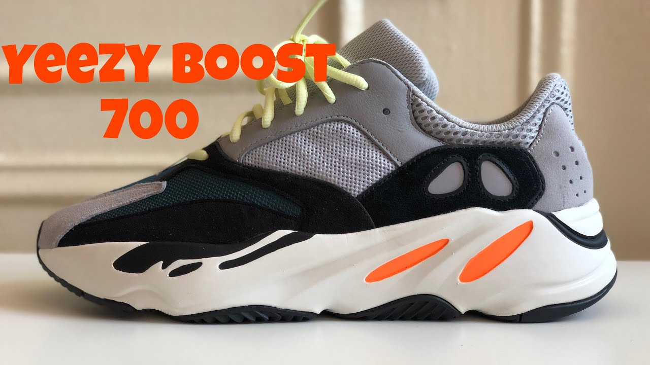 "cfc72116d1a ADIDAS YEEZY BOOST 700 ""WAVE RUNNER"" YEEZY SUPPLY PICKUP - YouTube"