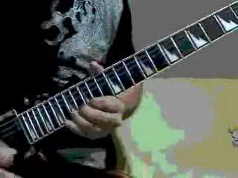 Jujur (Radja) - lead guitar by Dafuya777