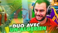 DUO COMBLÉ AVEC UN ALGÉRIEN !