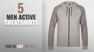 Hurley Active Sweatshirts [ Winter 2018 ] | New & Popular 2018