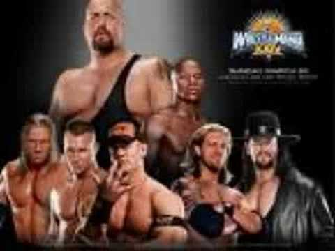 Rev Theory Light It Up  Wrestlemania 24 Theme