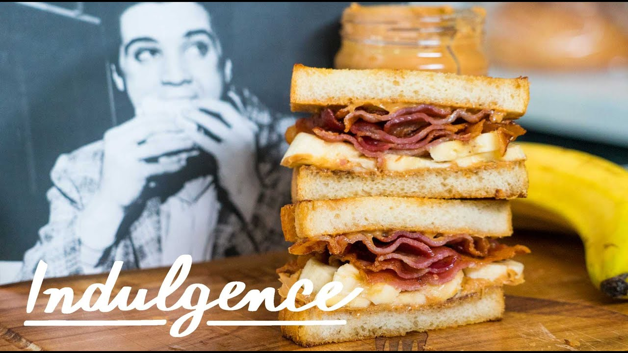 Here S The Bacon Peanut Butter And Banana Sandwich That May Have Killed Elvis Youtube