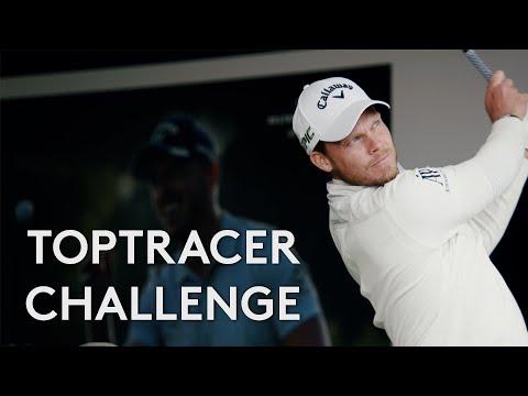 Willett vs Migliozzi – Toptracer Range Challenge