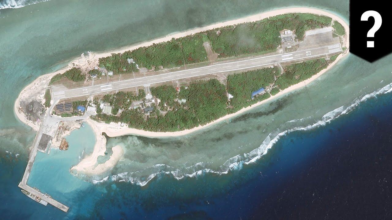 south china sea  is taiwan building anti