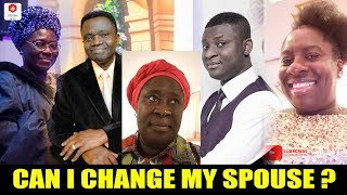CAN I CHANGE MY HUSBAND OR WIFE PART 1  ? WITH  MAAME RUTH FOSUAH , MAA BEATRICE AND PAPA TWUM LIVE