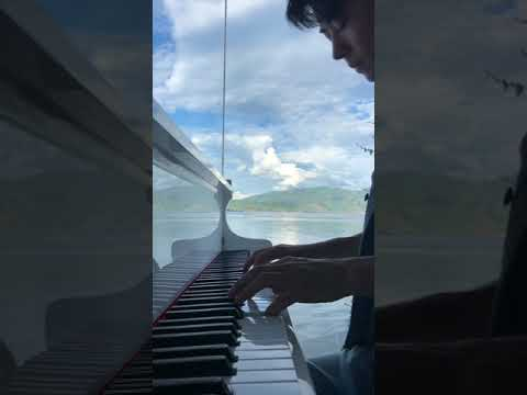 夜色钢琴曲《时间煮雨 》钢琴 赵海洋