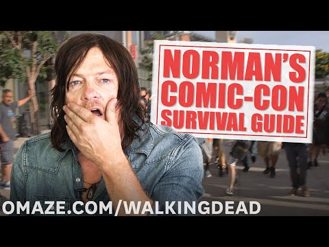 Norman Reedus Could Take You On A Date To 'The Walking Dead' Premiere