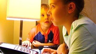 KIDS ORDER ROOM SERVICE! thumbnail