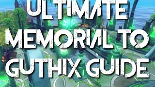 Ultimate Memorial To Guthix Guide | RuneScape2017